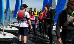RYA Level 1 training